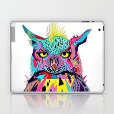 -Abstract Owl- Laptop & iPad Skin