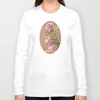 milk Long Sleeve T-shirts featuring Strawberry Milk by Jessica Torres Photography