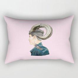 horn Rectangular Pillow