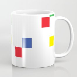 Blocks Set Coffee Mug