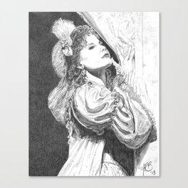 Opera Canvas Print
