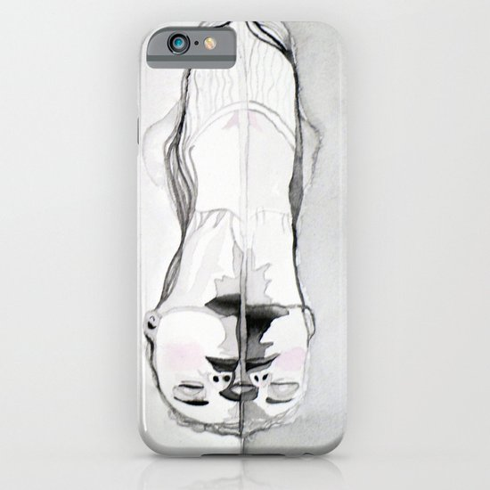 A Brief Lesson in the Art of Drowning iPhone & iPod Case