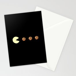 Hunting pizzas Stationery Cards