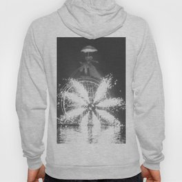 """Wonders on a water"" Hoody"
