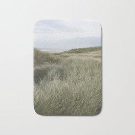 Dune grass | Dutch nature photography print | Bergen aan Zee Holland | Nature wall art Art print Bath Mat
