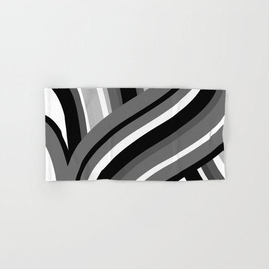 Twisted Turn Hand & Bath Towel