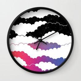 Midnight Glow Wall Clock