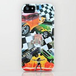 Hot Rod 2 iPhone Case