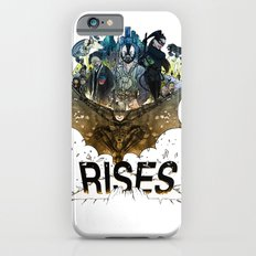 you're COLOR rises iPhone 6s Slim Case