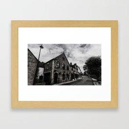 Warfage Framed Art Print