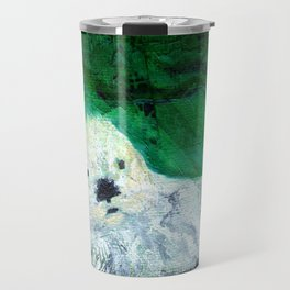 Otter Delights Travel Mug
