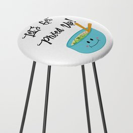 Let's Get Pho'ed Up! Counter Stool