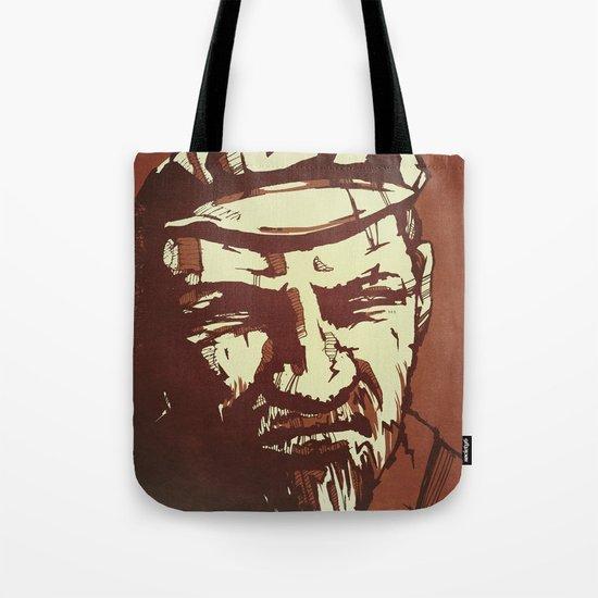 Vladimir Ilyich Lenin Tote Bag