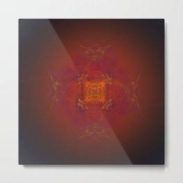 energetic work Metal Print