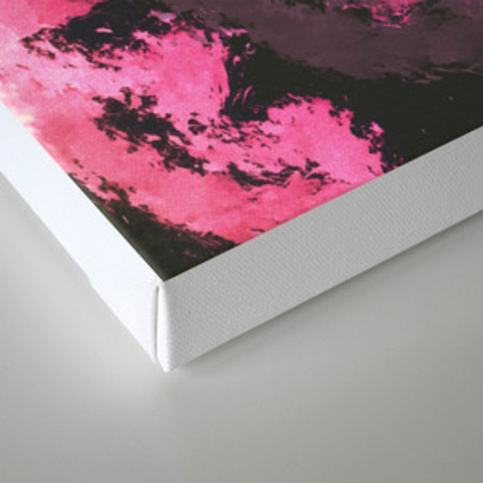 A muse will never lose Canvas Print