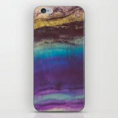 Bohemian Blue Earth  iPhone & iPod Skin