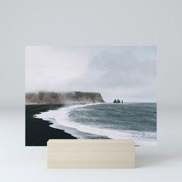 Coast / Iceland Mini Art Print