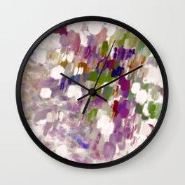 Believe in Life Wall Clock