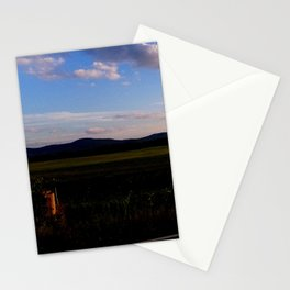 A Touch of Sunset Stationery Cards