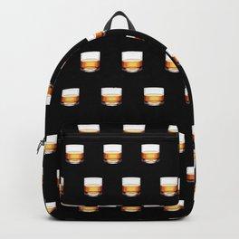 Bourbon Black Backpack