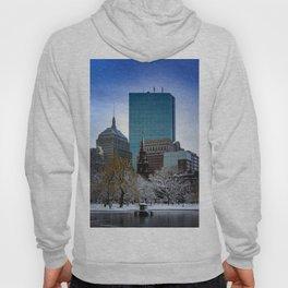 Winter in Boston Hoody