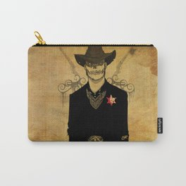 Cowboy from Hell Carry-All Pouch