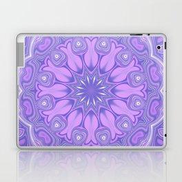 Purple Kaleidoscope Laptop & iPad Skin