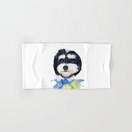 Shih tzu puppy Hand & Bath Towel