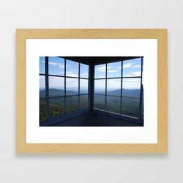 Keeping Watch Framed Art Print