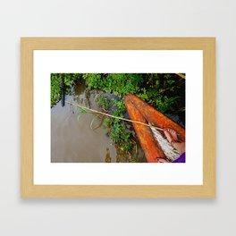 Amazonas Framed Art Print