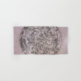 Vintage Constellations & Astrological Signs | Beetroot Paper Hand & Bath Towel