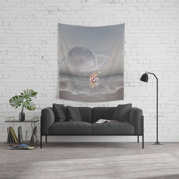 How did I get here, how can I go home. Wall Tapestry