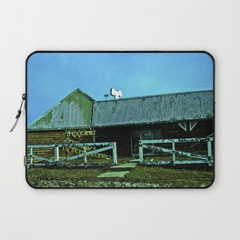 Old candy store. Laptop Sleeve
