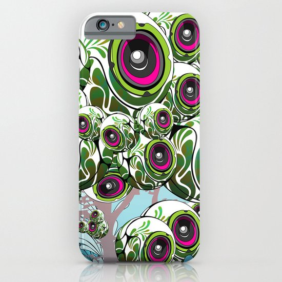 Apples for Ears iPhone & iPod Case
