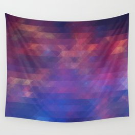Pixelized Galaxy Wall Tapestry