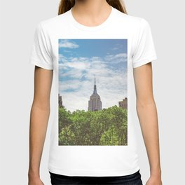 Color Empire State Building T-shirt