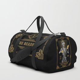 The Reader X Tarot Card Duffle Bag