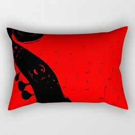 Classical Music Rectangular Pillow