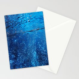 Below The Waves Stationery Cards