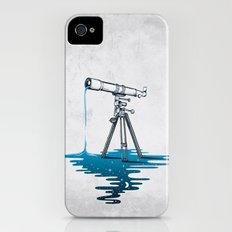 Liquid Universe iPhone (4, 4s) Slim Case