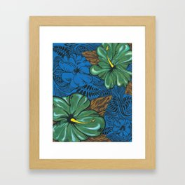 Irie Art print Framed Art Print