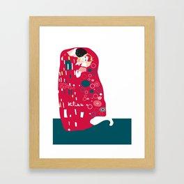 Kliss 2 Framed Art Print