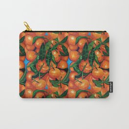 Florida Oranges Carry-All Pouch