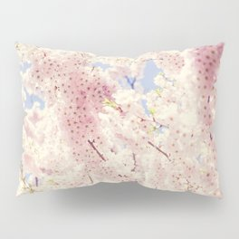 Cherry Blossom Pillow Sham