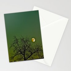 Tangled Tree Moon Stationery Cards