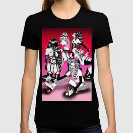 Power Girl Squad T-shirt