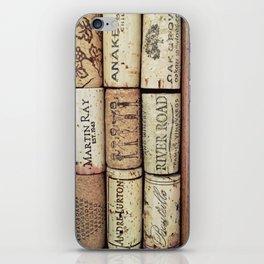 Corks iPhone Skin