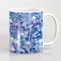 constellations Mugs featuring constellations by Sandra Arduini