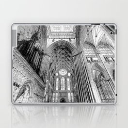 York Minster Art Sketch Laptop & iPad Skin