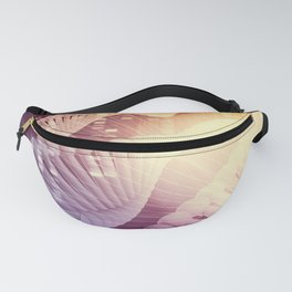 DNA Medical Science and Biotech Chemistry Genes Fanny Pack